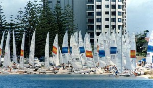 32nd Nacra Nationals. 2nd-8th January 2011
