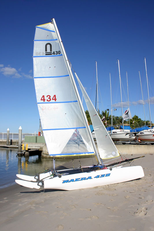 New Nacra 430 launched